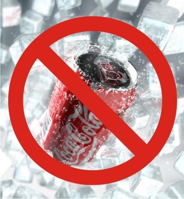 По статистике 90 процентов сладких газированных напитков употребляется...